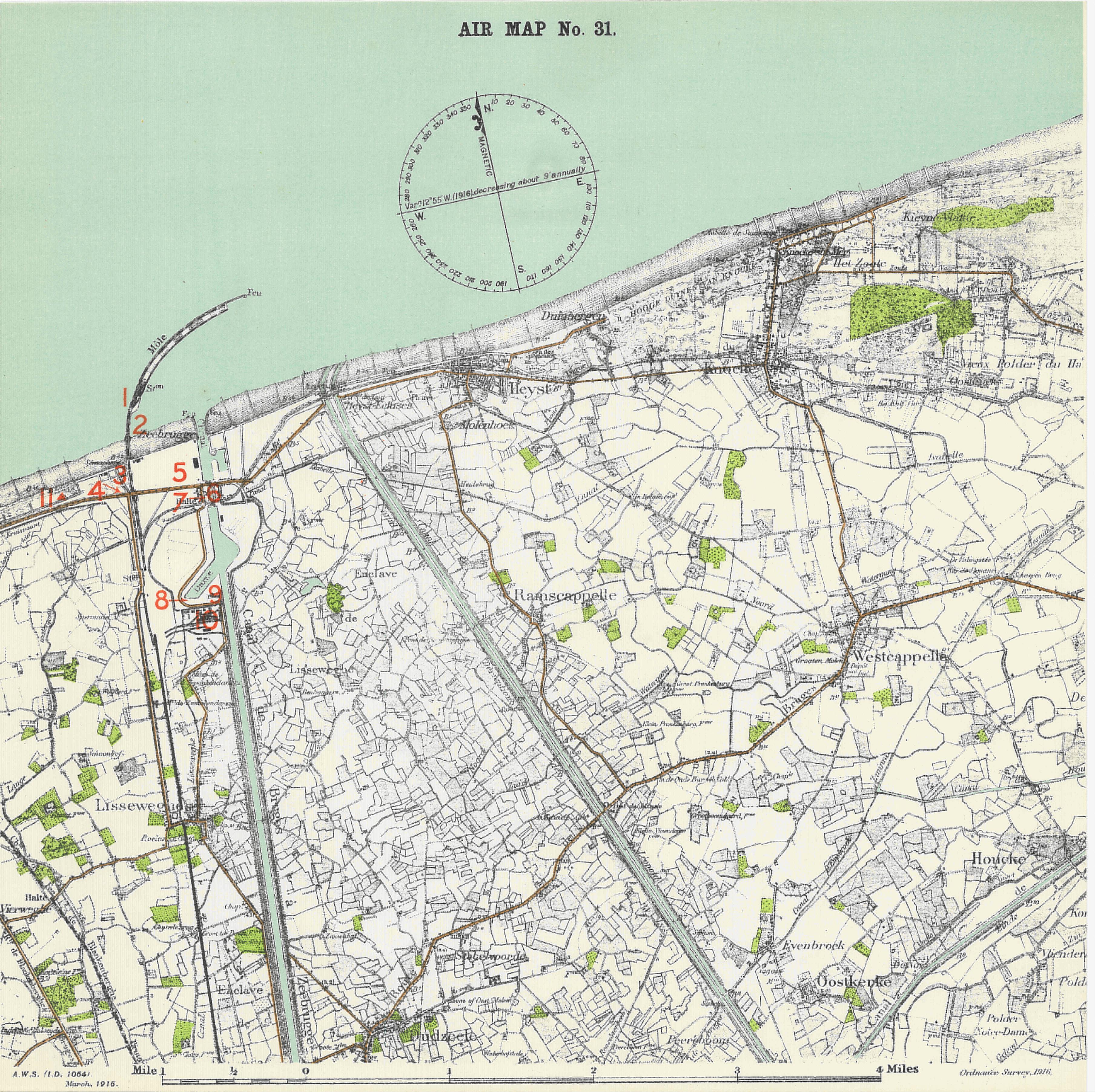 OMNIA - Map