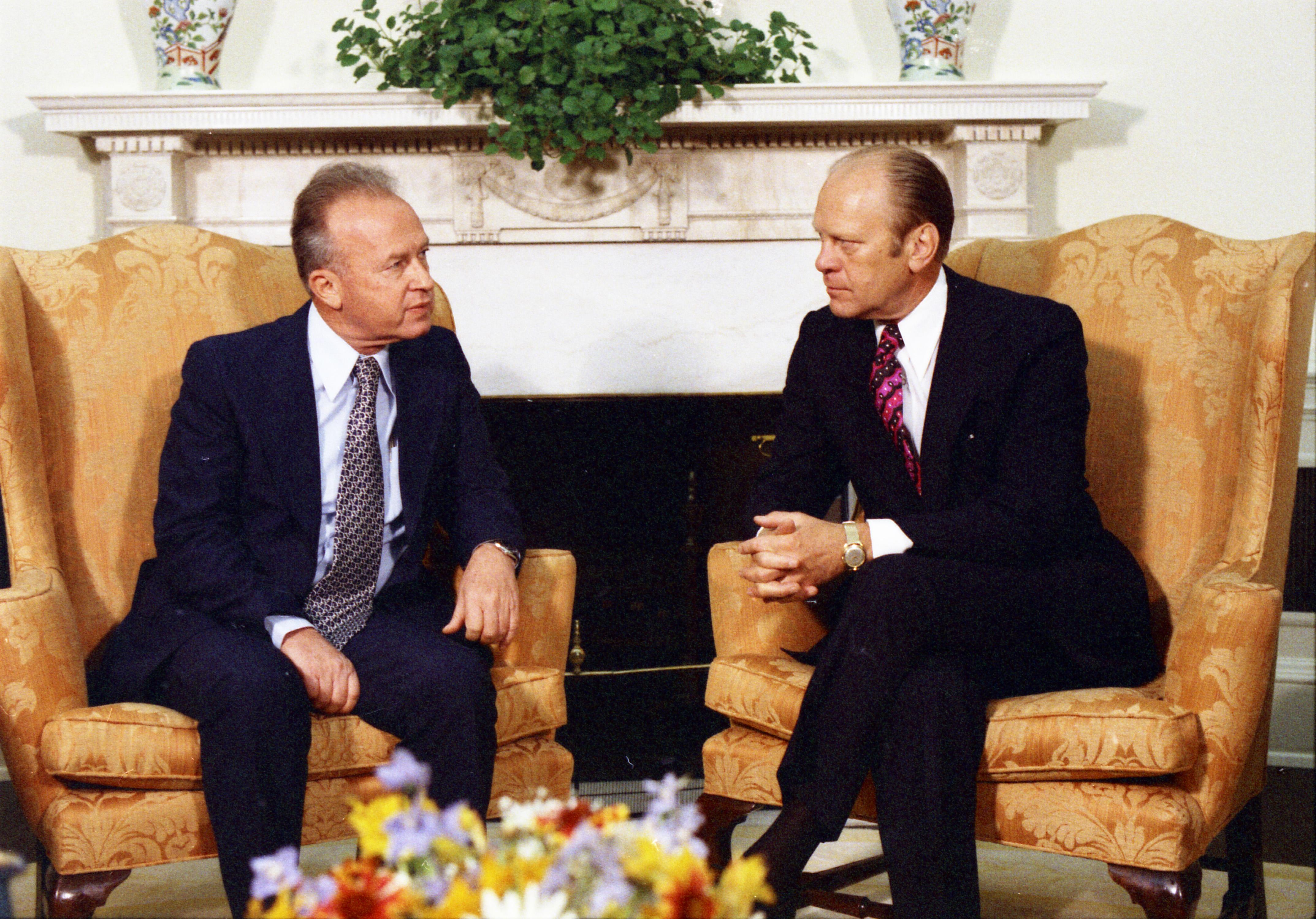 OMNIA - Yitzhak Rabin