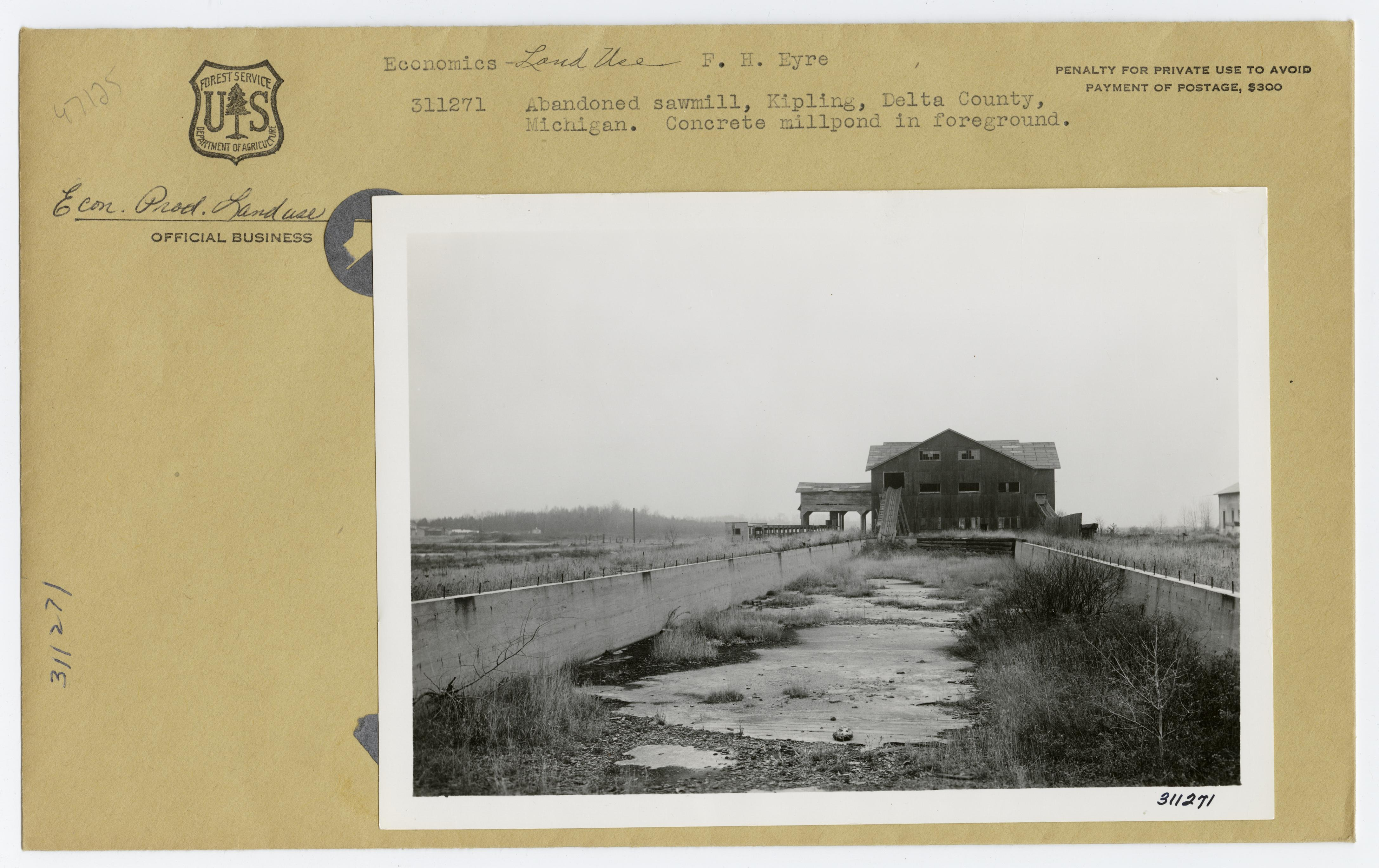 Pulp & Paper Mills - Abandoned Pulp/Paper Mill