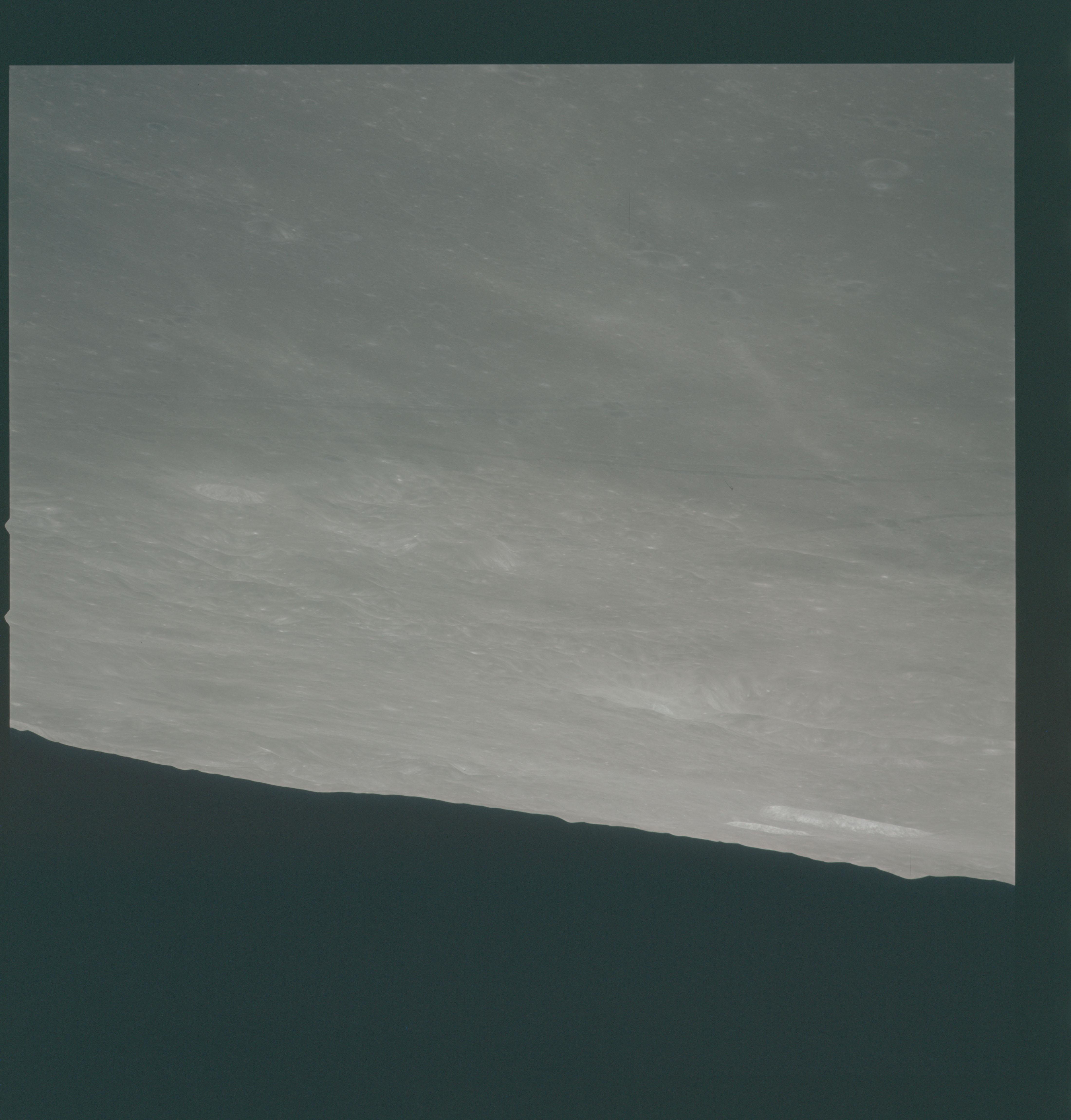 AS15-93-12673 - Apollo 15 - Apollo 15 Mission image - View of Hypatia Rilles