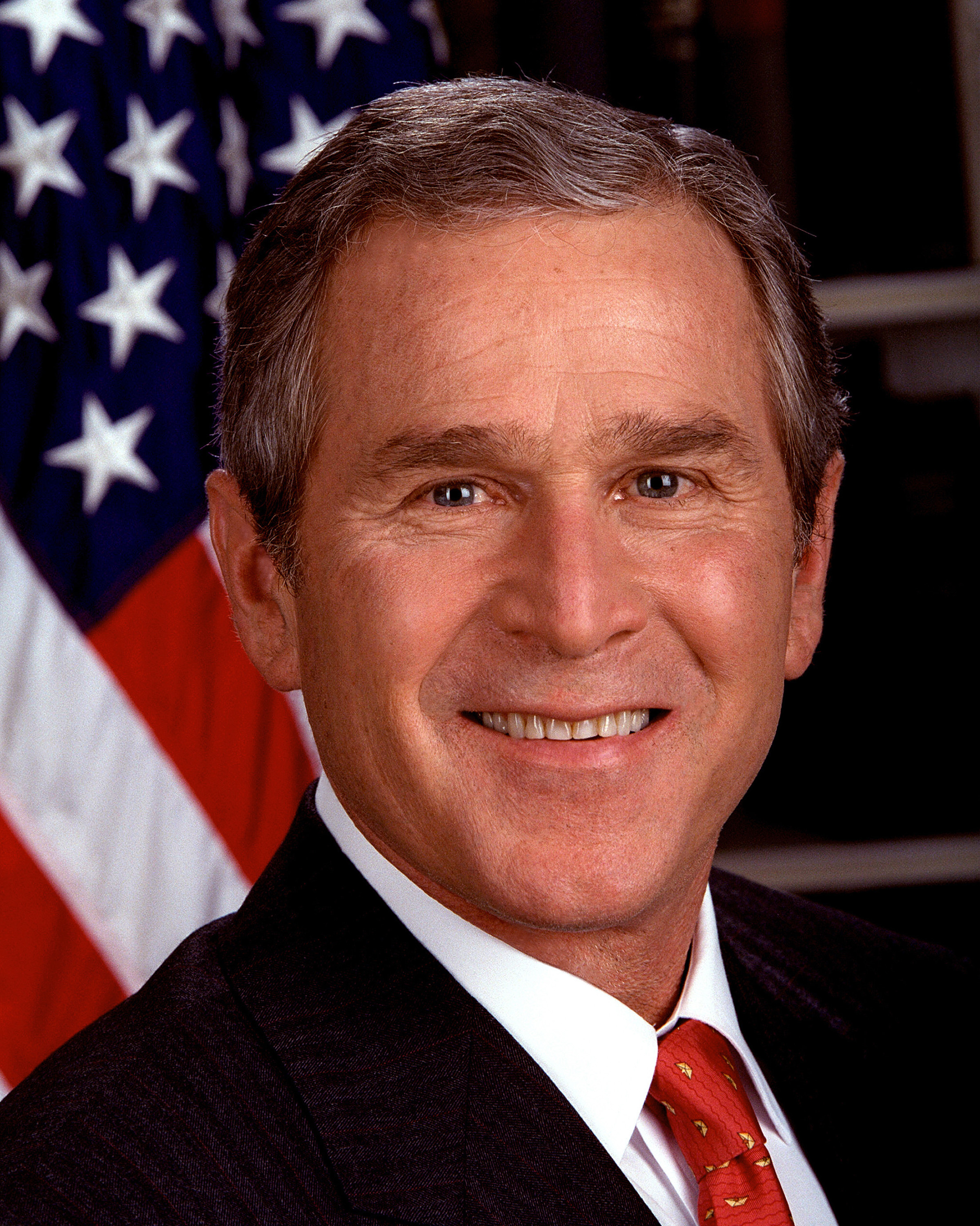 an analysis of the inaugural address of president george w bush 43th president of the united states President bush's inaugural address, washington post associate editor robert g kaiser was online to give his instant analysis on united states to.